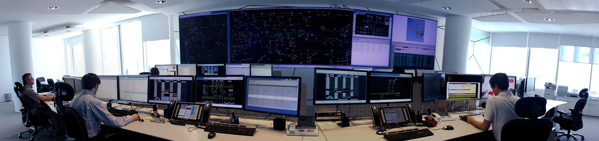 Centro de Comando EDP