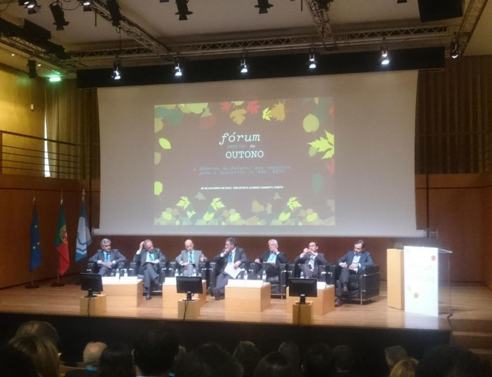 Efacec CEO, Ângelo Ramalho, Was a participant at INESC TEC Autumn Forum