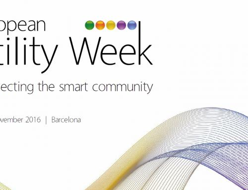 Efacec will participate in the European Utility Week (EUW16), from 15th to 17th November in Barcelona
