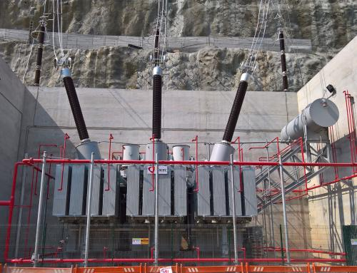 Efacec produces and installs Angola's largest power transformer
