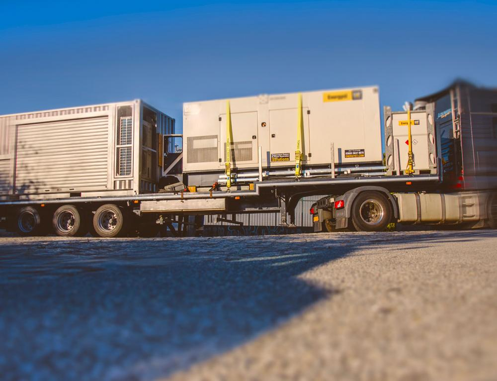 Efacec develops high power mobile loaders for electric vehicles
