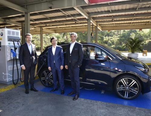 The first and largest electric vehicles passage in Latin America is powered by Efacec