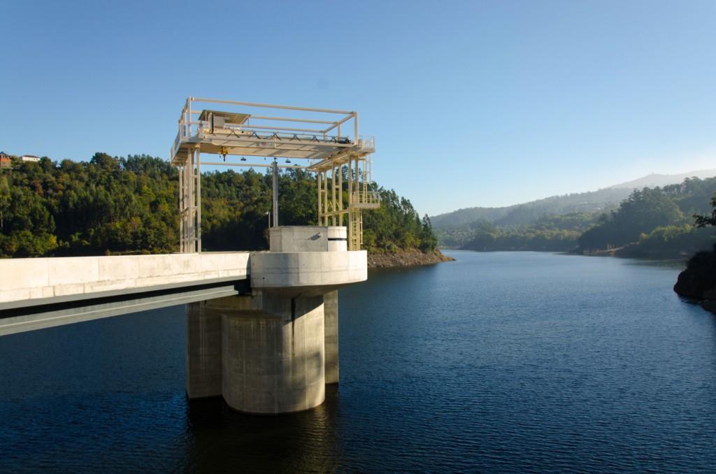 Barragem de Ribeiradio