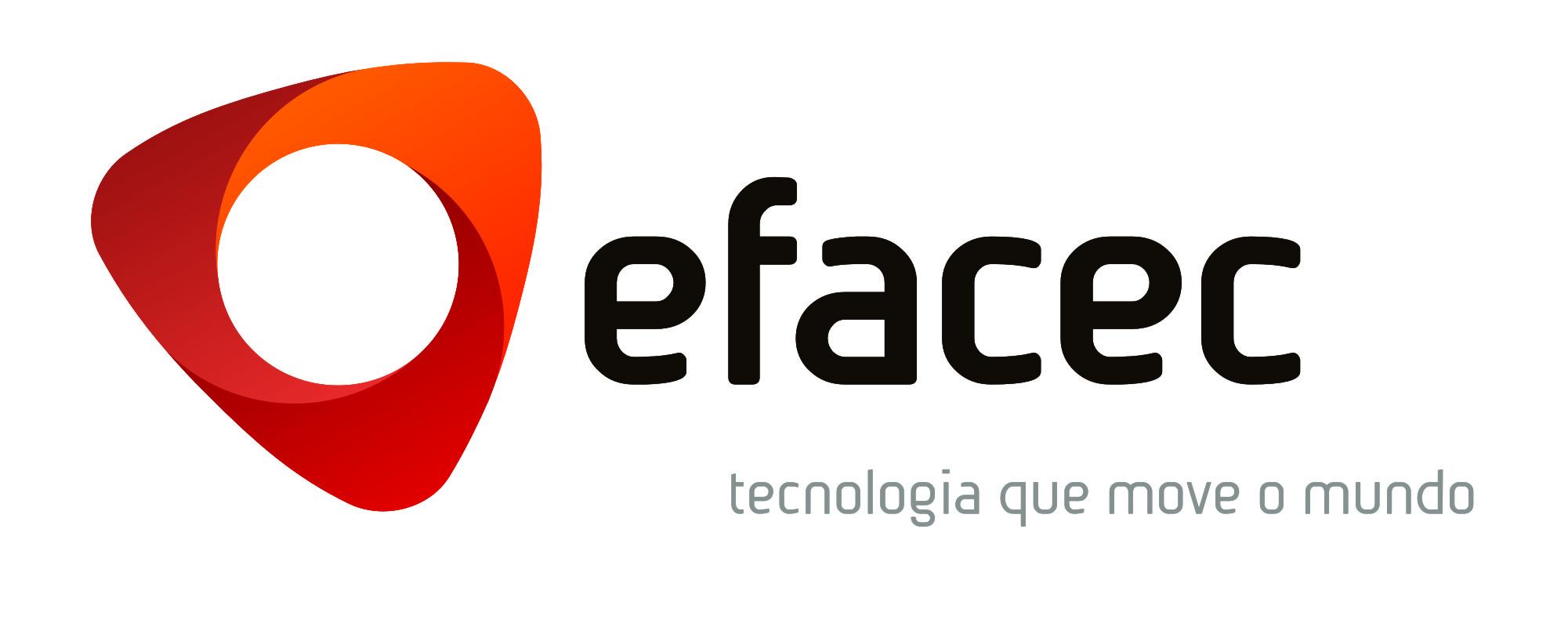 logo Efacec slogan