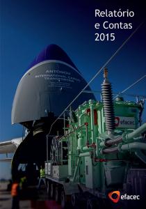 Informação Financeira - Efacec Power Solutions - Relatório e Contas 2015