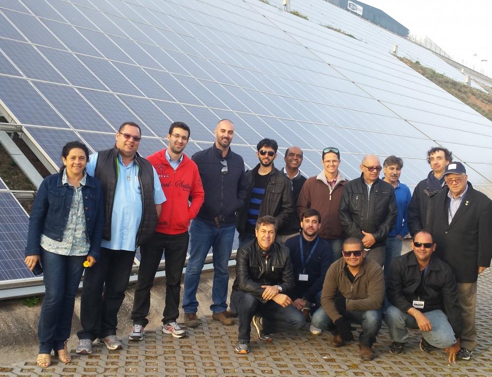 Efacec recebe visita de decisores políticos e técnicos do Brasil
