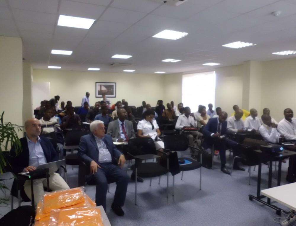 Efacec e ISPTEC organizam Palestra em Angola