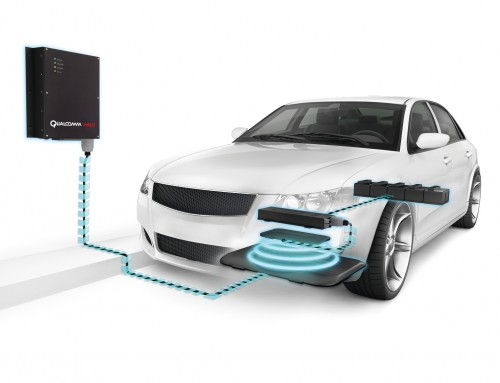 Efacec Signs Commercial Wireless Electric Vehicle Charging License Agreement with Qualcomm