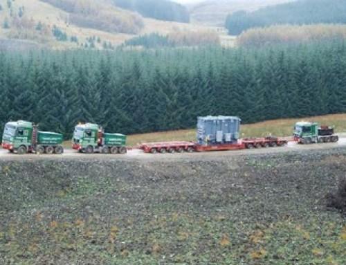 Transformadores da Efacec atravessam a Escócia para novo projecto de energia