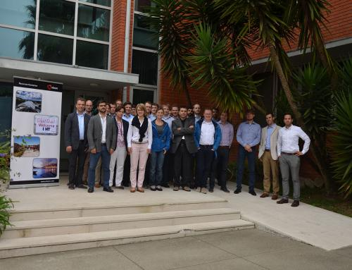 Institute for High Voltage Technology (IfHT) visita Efacec