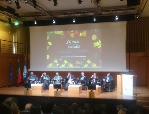 Ângelo Ramalho, CEO da Efacec, participou no Fórum do Outono do INESC TEC