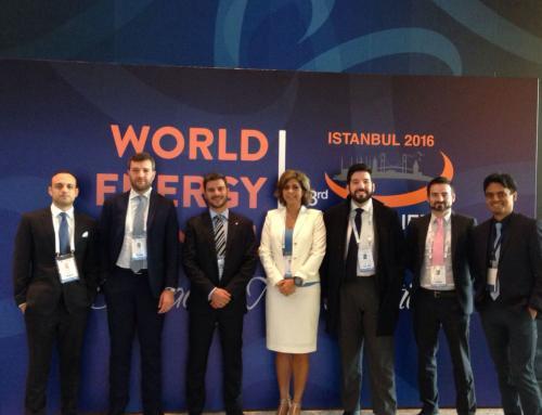 A Efacec participou no World Energy Congress 2016