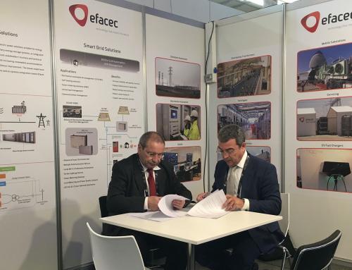 Efacec assina Acordo de Colaboração com o apoio da EDP Distribuição para uma nova fase de desenvolvimento do seu Sistema de Gestão de Distribuição Avançado (ADMS)