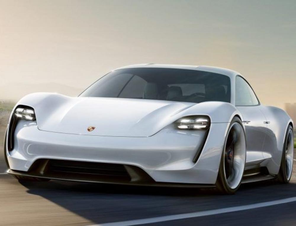 Porsche Misson E terá vários níveis de potência