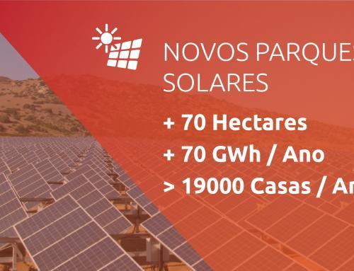Efacec constrói centrais solares em Santiago do Cacém  e Castelo de Vide
