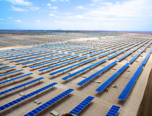 Efacec constrói central de energia solar no Chile