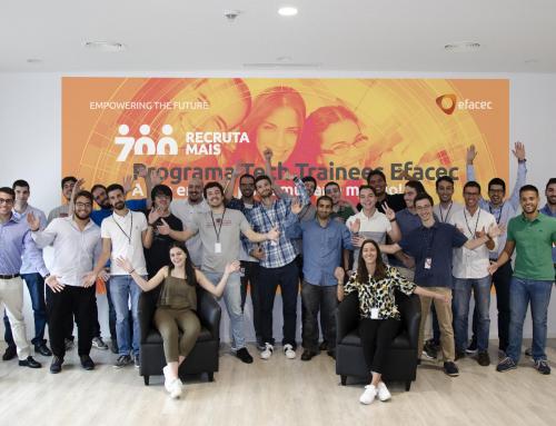 Efacec apresentou os estagiários selecionados no programa Tech Trainees
