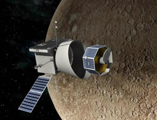 A primeira missão europeia a Mercúrio tem tecnologia Efacec