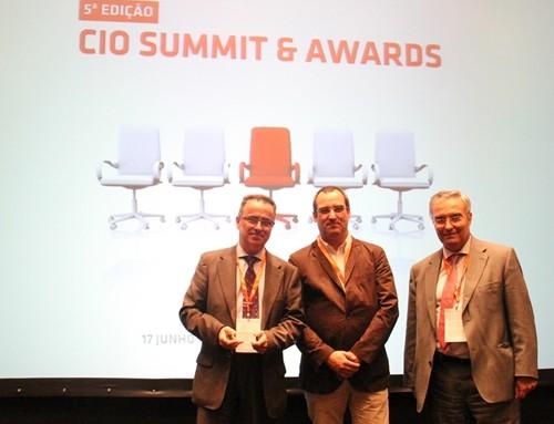 Efacec a été l'une des sociétés à qui a été décerné les Prix IDC CIO 2015 Portal