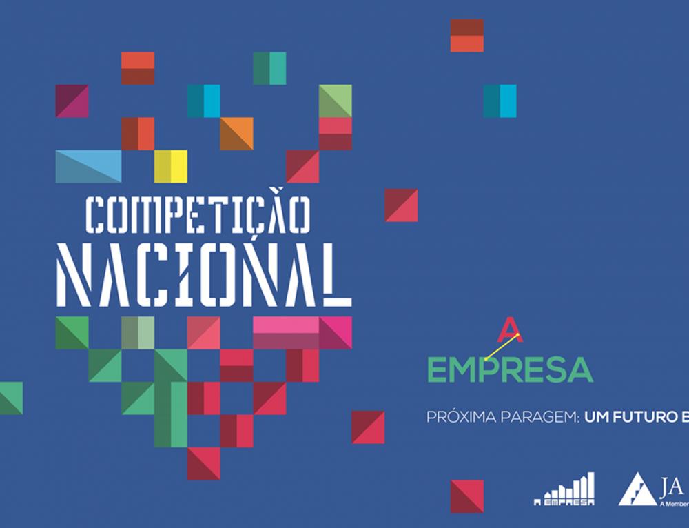 La mini entreprise Tryangle du Collège Pedro Arrupe remporte le Prix Efacec de la IX Compétition Nationale du programme l'Entreprise.