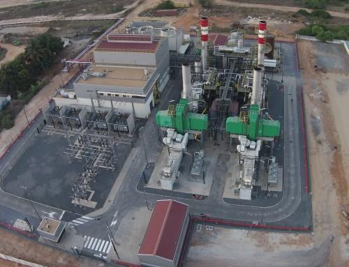 Efacec a dirigé la construction de la Centrale de Cycle Combiné de la raffinerie de Luanda