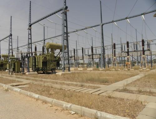 Nouveau réseau de Transmission d'Energie Electrique Tunisien incorpore des postes HT Efacec