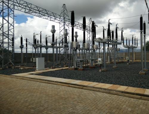 Efacec a terminé les Systèmes d'Automatisation de Postes H.T. au Kenya