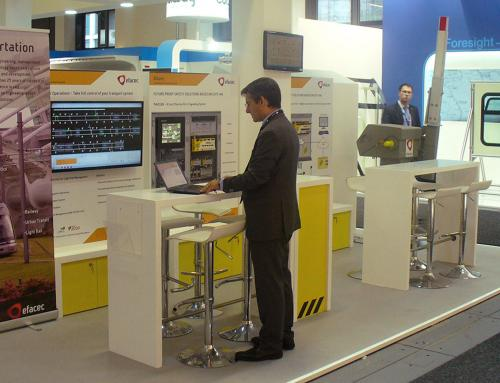 Efacec was present at InnoTrans 2016 , Berlin