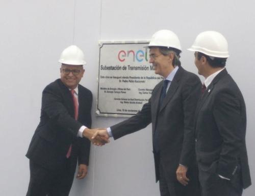 Efacec BU Automation deploys IEC 61850 Automation System for EDELNOR in Peru
