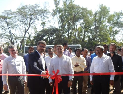New Switchgear Factory in India
