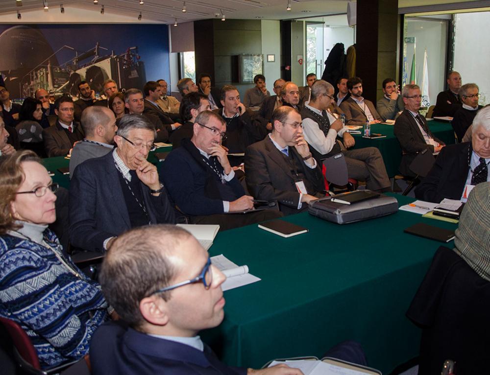 Le Forum de Technologie d'Efacec en réunion stratégique