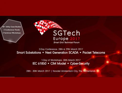 Efacec will participate at SGTech Europe 2017