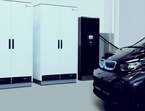 Efacec first projects of high Power EV charging Solutions up to 350 kW, are actually starting on the ground