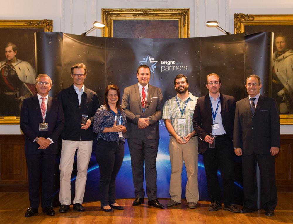 Efacec a gagné le Brightest Cost Management Award pour le Bright Challenge 2017