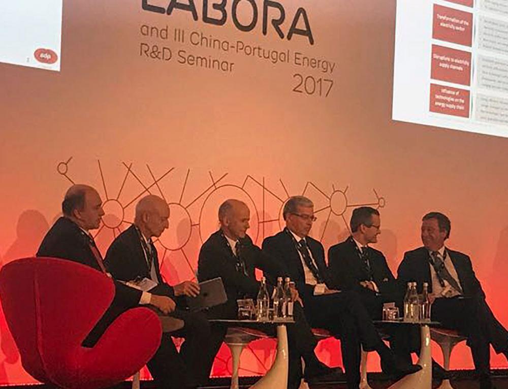 PDG d'Efacec au Forum International sur les défis du secteur électrique