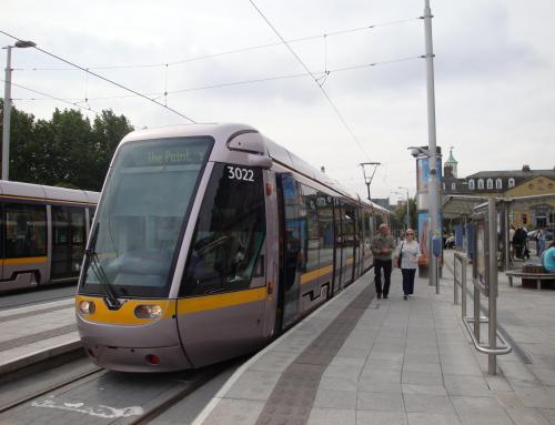 Dublin extends Light Rail System with Efacec technology