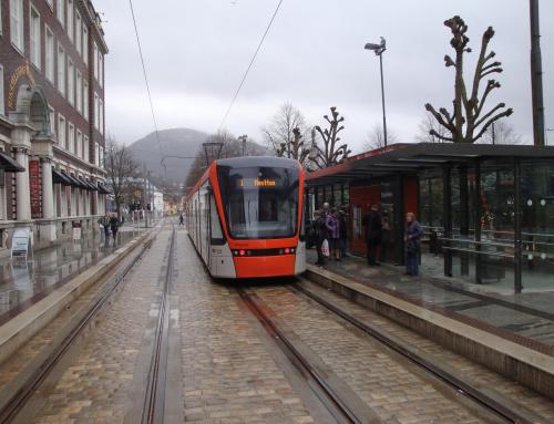 Bergen extends Light Rail System  with Efacec technology