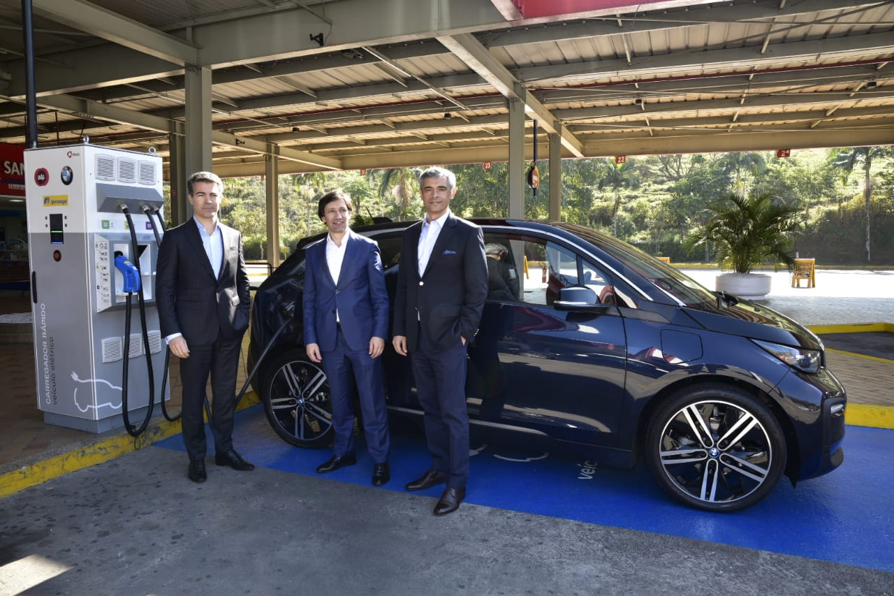 The First And Largest Electric Vehicles Page In Latin America Is Ed By Efacec