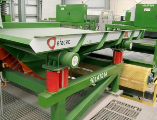 Efacec reuses around two million tons of waste per year