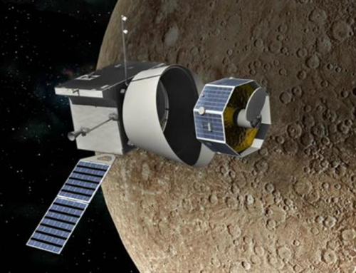 The first European mission to Mercury has Efacec technology