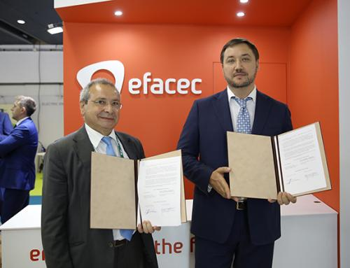 Efacec reveals innovative solutions for digital substations