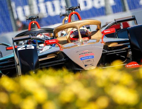 Efacec present in the second Formula E race in Morocco
