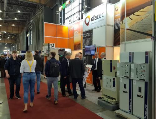 Efacec is present at Czech Republic largest energy fair