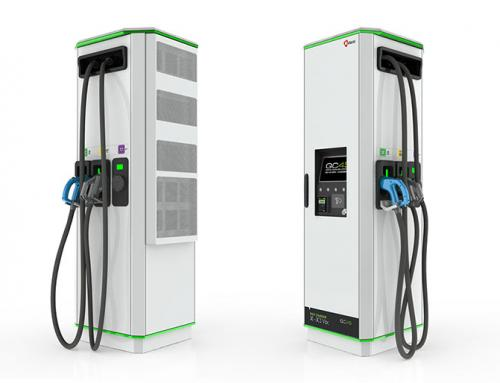 Efacec launches 2nd generation fast charger for electric vehicles