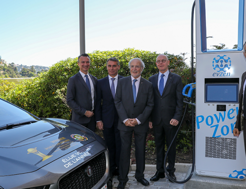 Efacec chosen for the first ultra-fast charger in Monaco