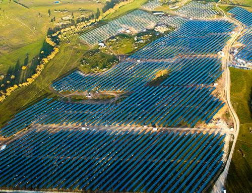 Efacec awarded contract to build a solar power plant in Portugal, Salvaterra de Magos