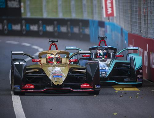 New York welcomes Formula E finale