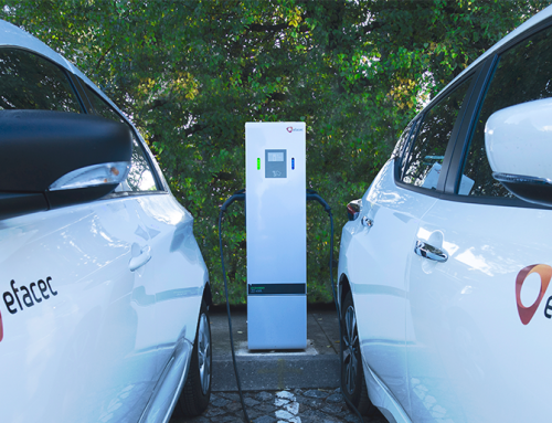 Efacec joins global initiative EV100 committed to accelerating the transition to electric vehicles
