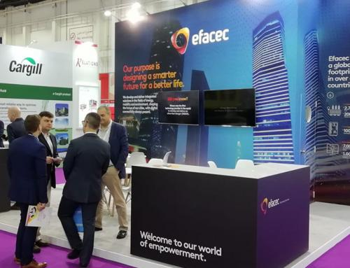 Efacec presents energy products and solutions in Dubai