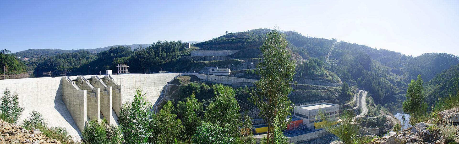 barragem ribeiradio